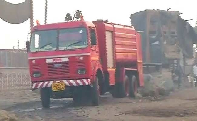 Shocking: Day 3 Of The Toxic Fumes In Mumbai's Deonar Area