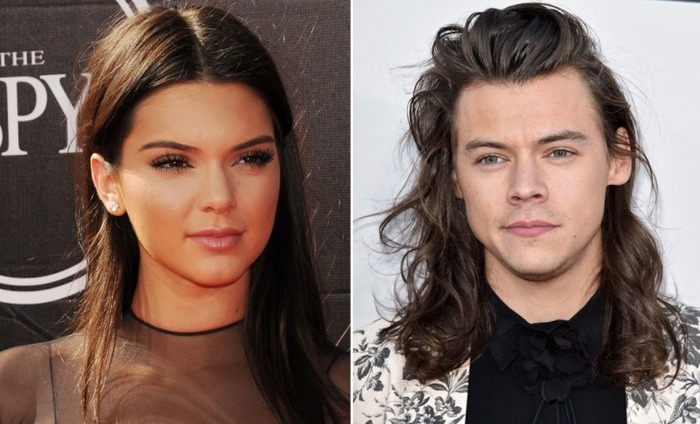Kendall Jenner And Harry Styles' Vacation Photos Leaked Online