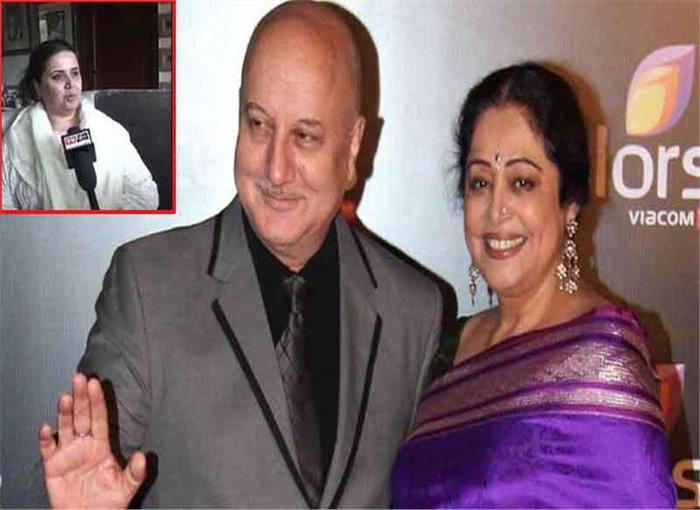 Kirron And Anupam Kher Accused Of Land Grab And Harassment By A Widow