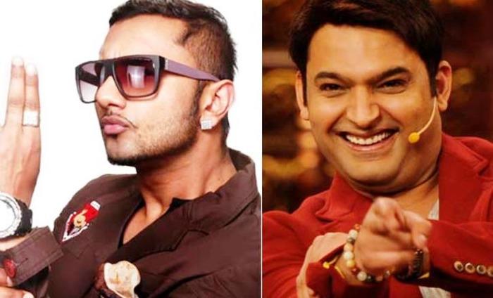Yo Yo Honey Singh To Appear On Kapil Sharma's Show As His Third Guest