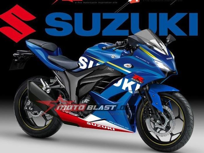 Bikes You Must Check Out At Auto Expo 2016 - Suzuki Gixxer 250
