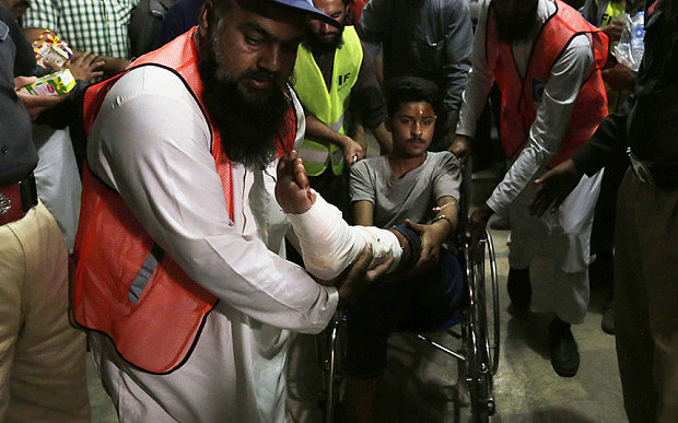 Lahore's Suicide Bomb Attack: 5 Key Highlights You Need To Know!