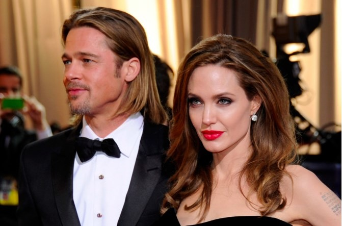 OMG: Are Brad Pitt And Angelina Jolie Divorcing?