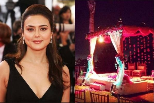 Leaked: This Is How Preity Zinta's Mandap Looked, It's Truly Beautiful!