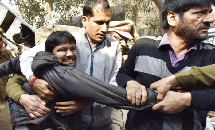 Kanhaiya Kumar Granted Bail By Delhi High Court With A Bond Of Rs 10,000