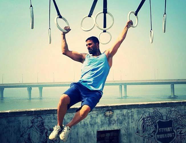 Akshay Kumar's Heartfelt Open Letter To Stuntmen!