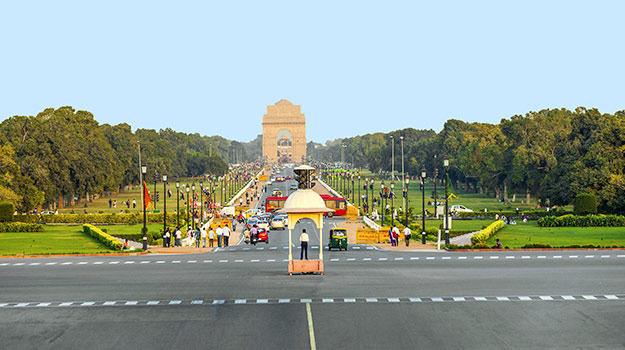 Indian Cities And Historical Facts - Delhi
