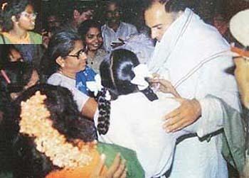 Tamil Nadu Government Asks The Centre To Release Rajiv Gandhi's Killers