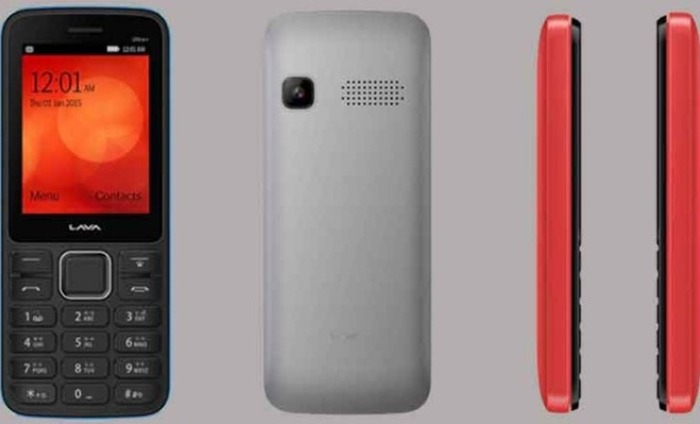 Launched At Rs 1500 Lava KKT Ultra+ Union Gets You Text In 22 Indian Languages