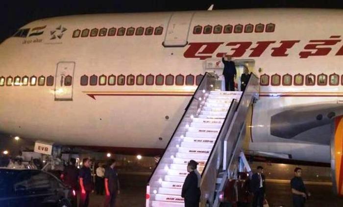 Prime Minister Narendra Modi Embarks On A Three-Nation Tour