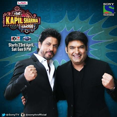 Kapil Sharma Shares First Still From His New Show