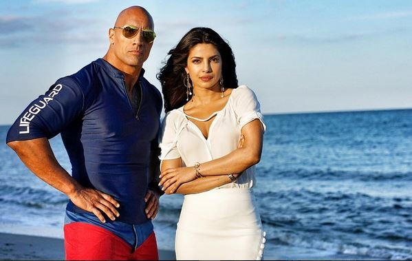 Baywatch First Look Out: Why Is Priyanka Missing From The Poster?