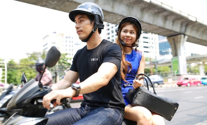 Uber And Ola Set To Launch A Motorcyle Taxi Service In Bengaluru