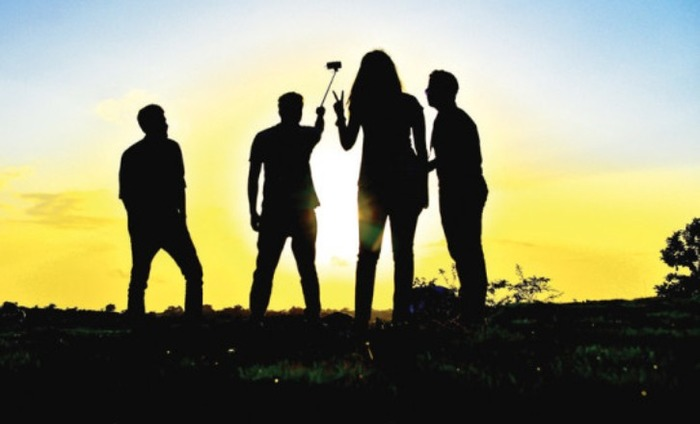 5 Tourists Fall Off Cliff While Taking Selfie In Goa