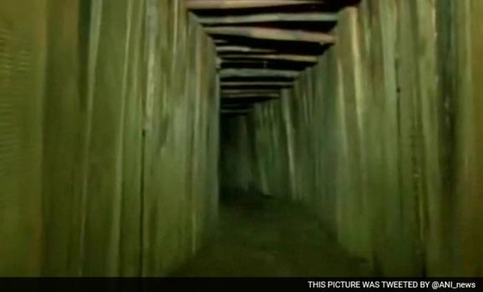 A Death Tunnel Found In J&K That Has Been Planned For A Big Terror Attack