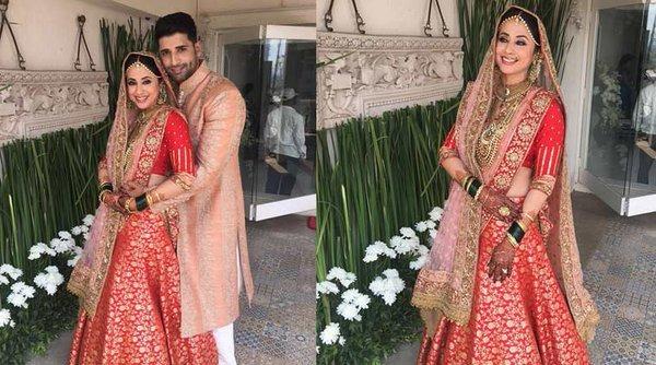 Here's How Bollywood Wished Urmila Matondkar A Happy Married Life