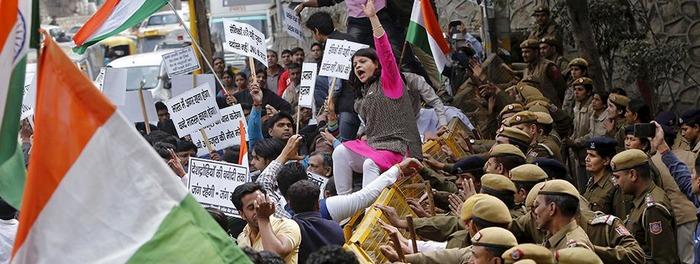 #JNU Row: Journalists Beaten Up Again At Patiala House Court