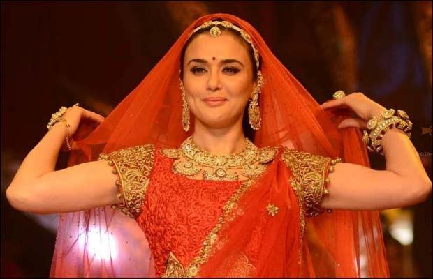 Here's How Preity Zinta Confirmed That She Is Married!