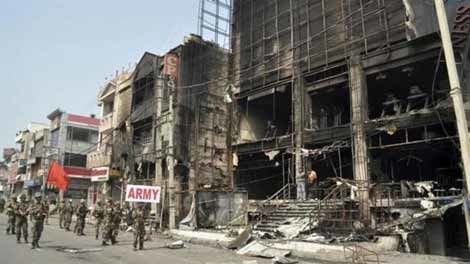 Jat Protestors Vandalise A Mall Worth Rs 100 Cr But The Govt Provided A Compensation Of Rs 10L