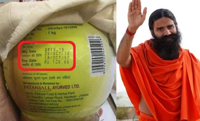 Baba Ramdev's Patanjali Murabba Manufactured Before The Date Even Arrived