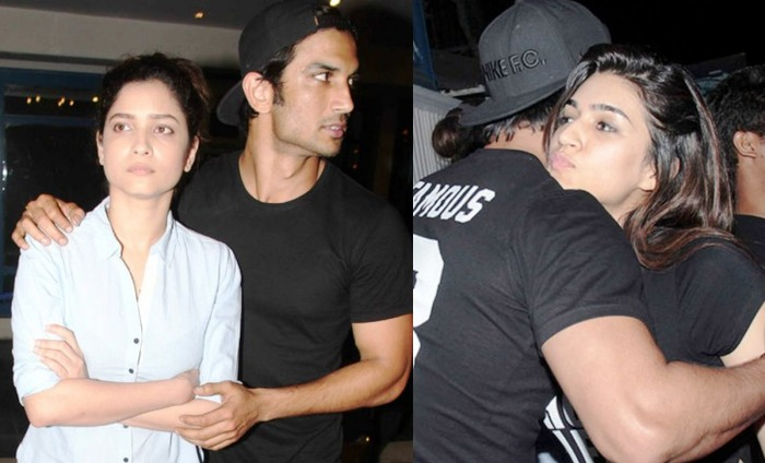 Ex-Girlfriend Ankita Lokhande Verbally Abuses Sushant Singh Rajput At A Party
