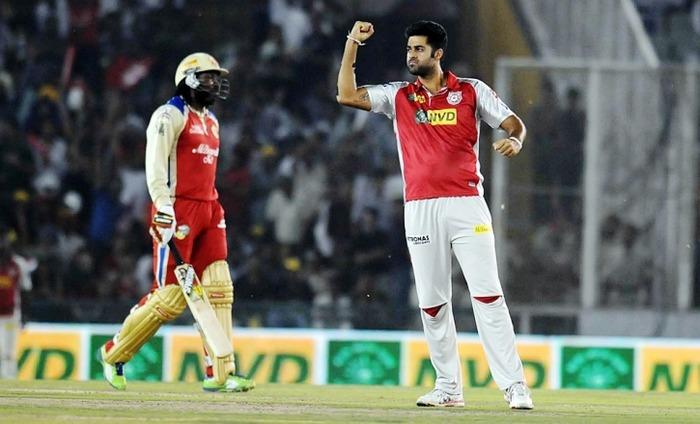 IPL  Season 9: Highlights Of Kings XI Punjab VS Royal Challengers Bangalore