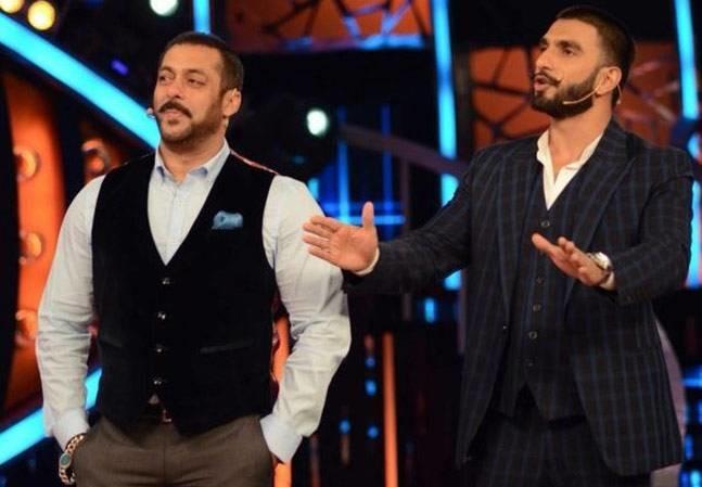 Yes, It's Happening: Ranveer And Salman In Dhoom Reloaded