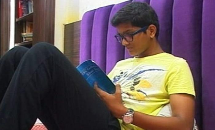 18-year-old Cancer Patient Raghav Chandak Scores 95.8% In ICSE