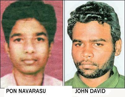 1. Pon Navarasu / John David Ragging Case