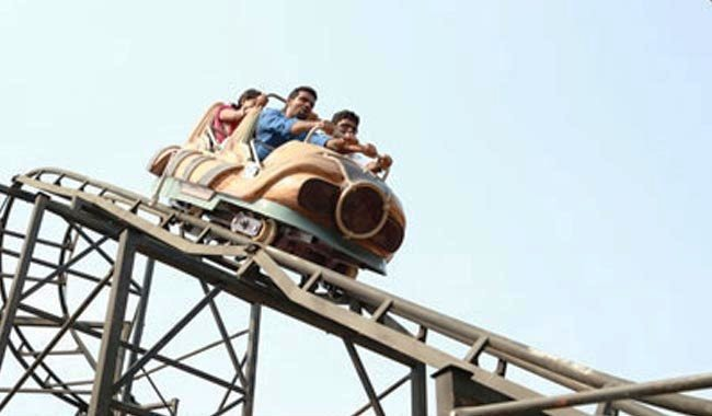 Amusement Park Ride Goes Horribly Wrong At Chennai's Kishkinta Theme Park