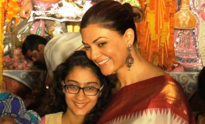 Sushmita Sen Writes A Heartfelt Letter To Her Daughter Renee