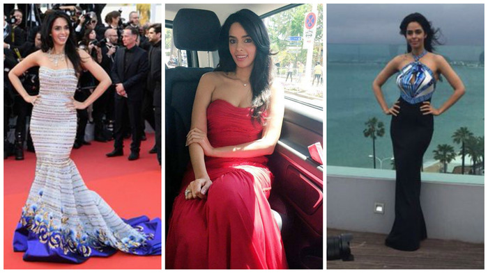 Mallika Sherawat Is At Cannes And She's Made 3 Appearances ALREADY