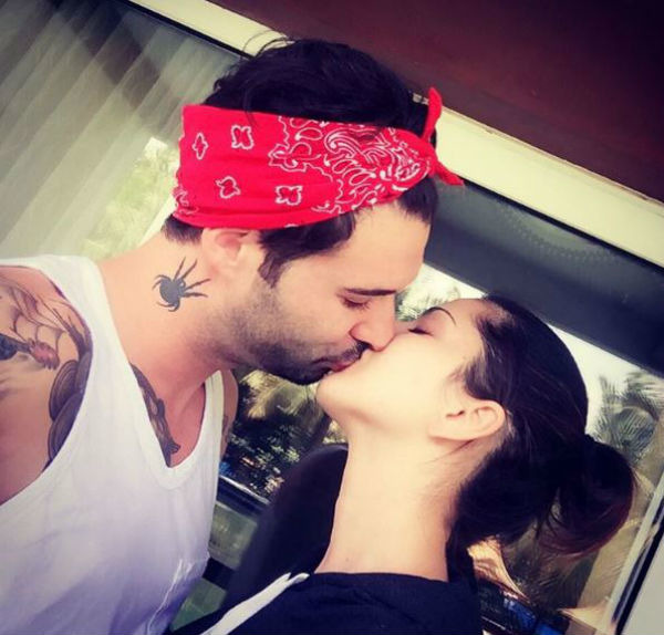 HOT: Sunny Leone BREAKS Her No Kissing Clause On Her Birthday - View Pic!