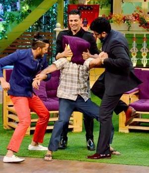 5 Fun Moments: When The Kapil Sharma Show Went Housefull
