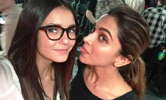 Shooting Of 'XXX: The Return Of Xander Cage' Ends: Nina Dobrev Posts Picture With Deepika Padukone