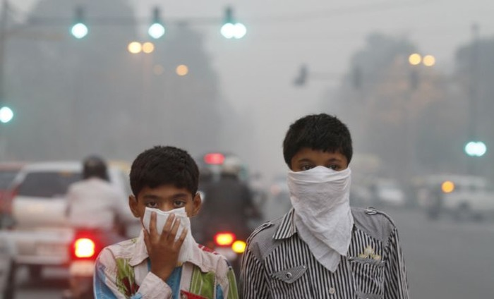 India Has The Most Polluted Cities Across The World