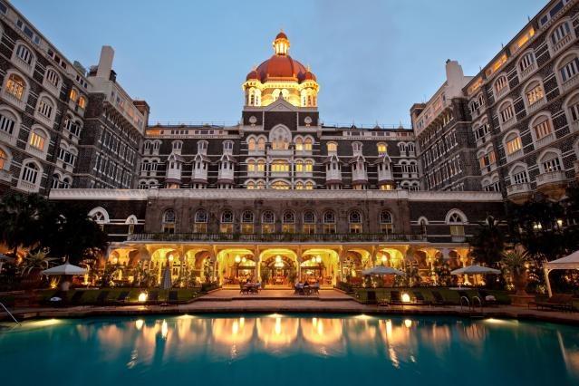 India Inns Where Celebrity Check-in - Taj Mahal Palace, Mumbai