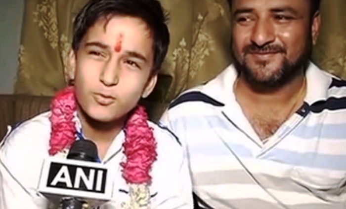 12-Year-Old Student Passes The Class 12 Rajasthan Board Examinations