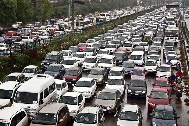 Goodbye Odd-Even, Hello Traffic! Delhites Are You Missing The 'Odd-Even' Formula?