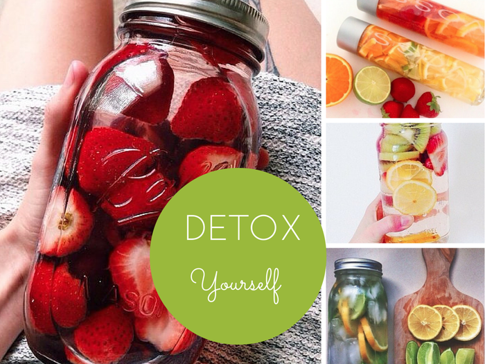 Clean Eating Challenge: 5 Detox Drinks To Burn Those Fat Rolls And Flabby Skin