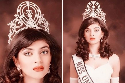 Sushmita Sen Shares A Throwback Picture Of Her Miss Universe Days