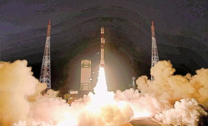 ISRO Launches Its First Reusable Launch Vehicle Successfully