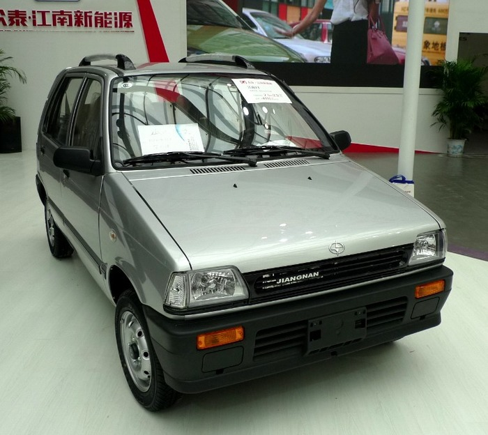 The Iconic Maruti 800 Still Exists In China And Is A Huge Hit!