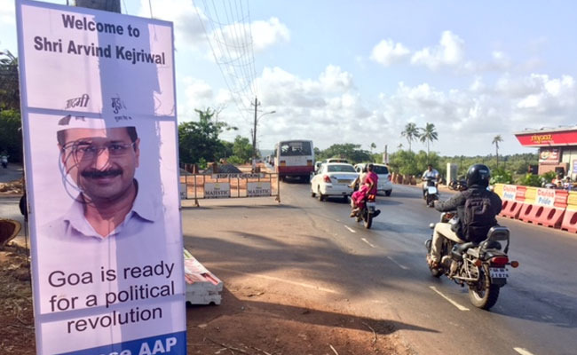 2017 Elections: Now Arvind Kejriwal Wants To Win Over Goa