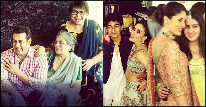 5 Bollywood Stars And Their Relationship With Their Stepmoms!