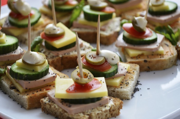 10 Easy Finger Foods Recipes Perfect For A Party