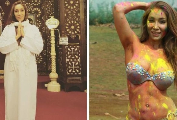 5 Bollywood Celebrities Who Gave It All Up For Spirituality