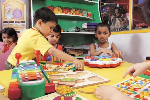 Maneka Gandhi Wants Daycare Facility In All Companies