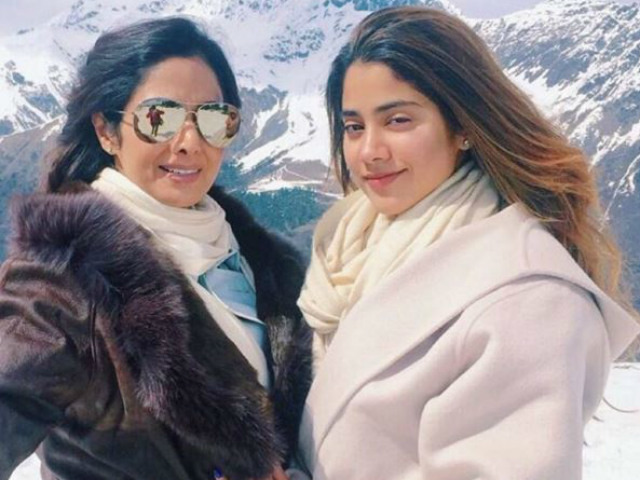 Sridevi Kapoor's Latest Holiday Pictures With Her Family Will Give You Vacation Goals