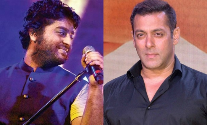 Know Why Arijit Singh Apologised To Salman Khan On Facebook